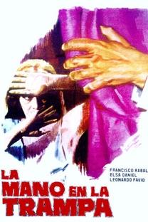 A Mão na Armadilha - Poster / Capa / Cartaz - Oficial 1