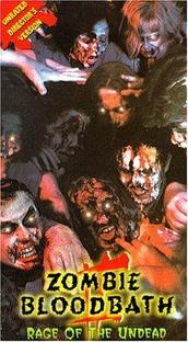 Zombie Bloodbath 2 - Poster / Capa / Cartaz - Oficial 1