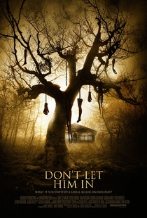 Don't Let Him In - Poster / Capa / Cartaz - Oficial 1