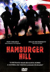 Hamburger Hill - Poster / Capa / Cartaz - Oficial 2