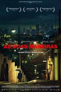 As Boas Maneiras - Poster / Capa / Cartaz - Oficial 2