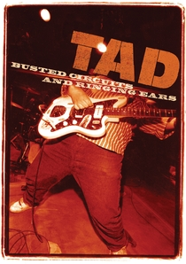 TAD – Busted Circuits and Ringing Ears - Poster / Capa / Cartaz - Oficial 1