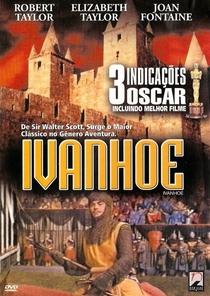 Ivanhoé, o Vingador do Rei - Poster / Capa / Cartaz - Oficial 7