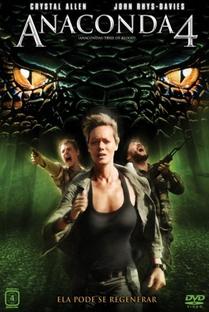 Anaconda 4 - Poster / Capa / Cartaz - Oficial 1