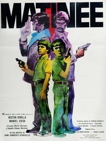 Matinée - Poster / Capa / Cartaz - Oficial 1