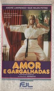 Amor e Gargalhadas - Poster / Capa / Cartaz - Oficial 1