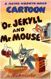 Dr. Jekyll and Mr. Mouse - Poster / Capa / Cartaz - Oficial 1