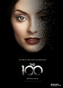 The 100 (3ª Temporada) - Poster / Capa / Cartaz - Oficial 2