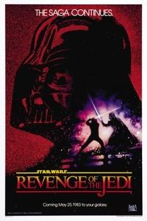 Star Wars: Episódio VI - O Retorno de Jedi - Poster / Capa / Cartaz - Oficial 4