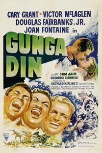 Gunga Din - Poster / Capa / Cartaz - Oficial 2