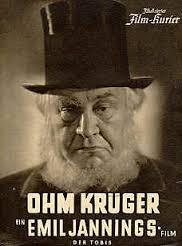 Ohm Krüger - Poster / Capa / Cartaz - Oficial 1