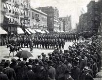 Desfile militar de Nova Iorque de 1899 - Poster / Capa / Cartaz - Oficial 1