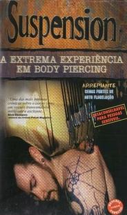 Suspension - A Extrema Experiência em Body Piercing - Poster / Capa / Cartaz - Oficial 1