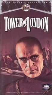 A Torre de Londres - Poster / Capa / Cartaz - Oficial 9