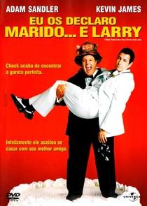 Eu os Declaro Marido e... Larry - Poster / Capa / Cartaz - Oficial 2