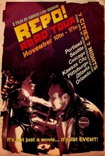 Repo! The Genetic Opera - Poster / Capa / Cartaz - Oficial 27