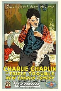 Carlitos em Apuros - Poster / Capa / Cartaz - Oficial 3