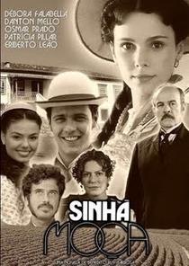 Sinhá Moça - Poster / Capa / Cartaz - Oficial 3
