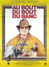 Au bout du bout du banc - Poster / Capa / Cartaz - Oficial 2