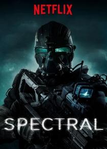 Spectral - Poster / Capa / Cartaz - Oficial 2