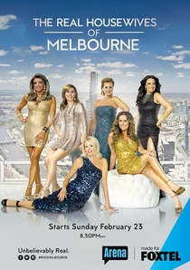 The Real Housewives of Melbourne - Poster / Capa / Cartaz - Oficial 1