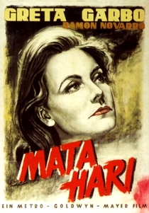 Mata Hari - Poster / Capa / Cartaz - Oficial 2