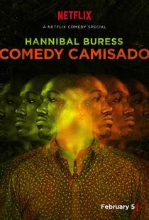 Hannibal Buress: Comedy Camisado - Poster / Capa / Cartaz - Oficial 1