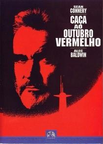 Caçada ao Outubro Vermelho - Poster / Capa / Cartaz - Oficial 3