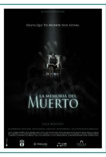 A Memória do Morto - Poster / Capa / Cartaz - Oficial 1