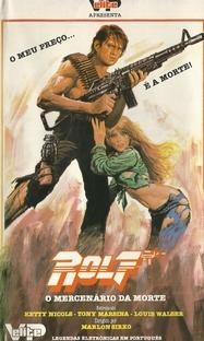 Rolf - O Mercenário da Morte - Poster / Capa / Cartaz - Oficial 1