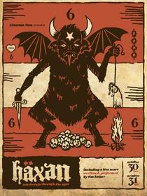 Haxan - A Feitiçaria Através dos Tempos - Poster / Capa / Cartaz - Oficial 1