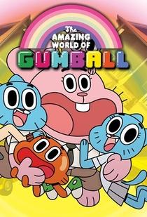O Incrível Mundo de Gumball (3ª Temporada) - Poster / Capa / Cartaz - Oficial 3