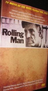 Rolling Man - Poster / Capa / Cartaz - Oficial 1