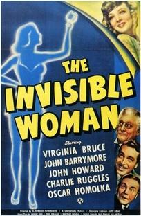 A Mulher Invisível - Poster / Capa / Cartaz - Oficial 2