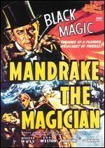 Mandrake: O Incrivel Magico - Poster / Capa / Cartaz - Oficial 1
