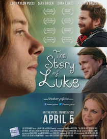 The Story of Luke - Poster / Capa / Cartaz - Oficial 2