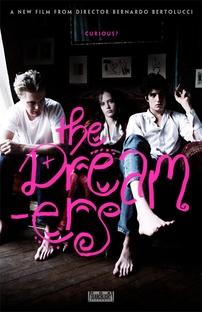 Os Sonhadores - Poster / Capa / Cartaz - Oficial 3
