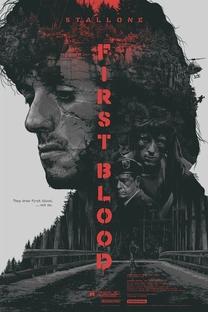 Rambo - Programado Para Matar - Poster / Capa / Cartaz - Oficial 10