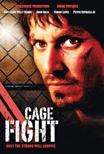Cage Fight - Poster / Capa / Cartaz - Oficial 1