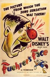 A Face do Fuehrer - Poster / Capa / Cartaz - Oficial 2