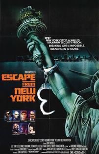 Fuga de Nova York - Poster / Capa / Cartaz - Oficial 3