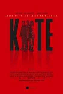 Kite: Anjo da Vingança - Poster / Capa / Cartaz - Oficial 3
