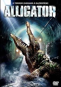 Alligator - O Jacaré Gigante - Poster / Capa / Cartaz - Oficial 4