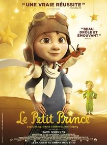 O Pequeno Príncipe - Poster / Capa / Cartaz - Oficial 5