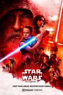 Star Wars, Episódio VIII: Os Últimos Jedi - Poster / Capa / Cartaz - Oficial 15