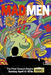 Mad Men (7ª Temporada) - Poster / Capa / Cartaz - Oficial 1