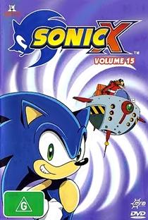 Sonic X (2ª Temporada) - Poster / Capa / Cartaz - Oficial 14