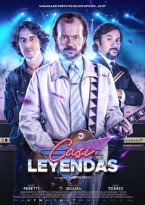 Quase Lendas - Poster / Capa / Cartaz - Oficial 1