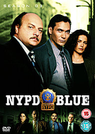 NYPD Blue (3ª Temporada) (NYPD Blue (3ª Temporada))
