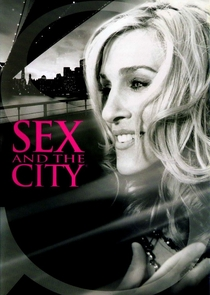 Sex and the City (6ª Temporada) - Poster / Capa / Cartaz - Oficial 1